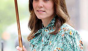 Księżna Kate oddała hołd Dianie. Wszyscy patrzyli tylko na nią