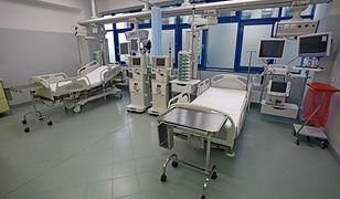 Ranny 7-latek został przewieziony do szpitala przy ul. Borowskiej we Wrocławiu