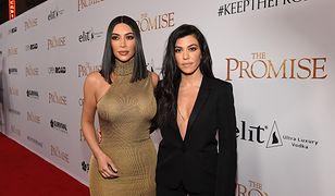 Czerń i złoto, czyli blichtr w stylu Kardashianek