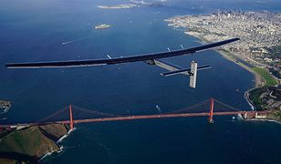Solar Impulse 2: samolot elektryczny, który przeleciał nad Pacyfikiem