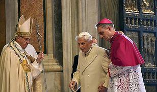 Co się dzieje z Benedyktem XVI?