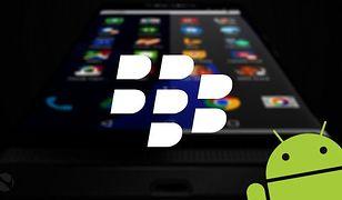 Blackberry planuje nowe smartfony z Androidem