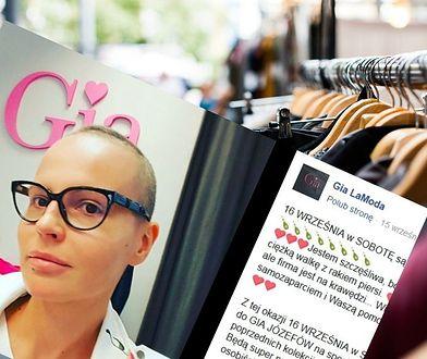 Choruje na raka, poprosiła swoje klientki o pomoc. Takiej reakcji się nie spodziewała