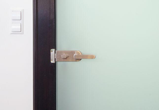 Szklane drzwi - czy są praktyczne