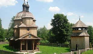 Greckokatolicki zespół sakralny z cerkwią z Tarnoszyna