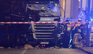 Ciężarówka wykorzystana do zamachu w Berlinie trafi do Polski