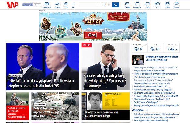 Wirtualna Polska najczęściej czytanym portalem informacyjnym w Wielkiej Brytanii