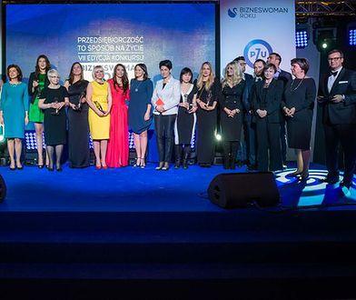 Znamy Laureatki VII edycji konkursu Bizneswoman Roku