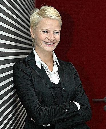 Małgorzata Kożuchowska ścięła włosy