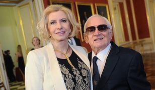 """Żona Witolda Pyrkosza wspomina aktora. """"Dostałam telefon ze szpitala. Nie było mnie przy nim"""""""