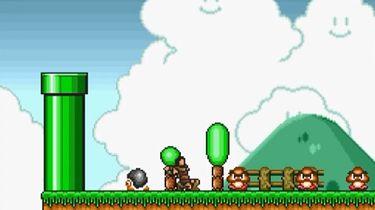 Super Mario Bros. Crossover 2.0: jeszcze więcej nostalgii!!!!1