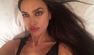 Irina Shayk pokazała swoje ciało niecały miesiąc po porodzie