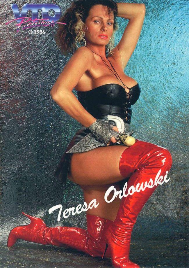 Teresa Orlowsky Porno