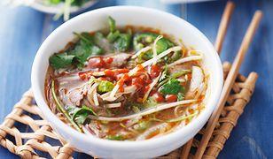 Zupa pho i sajgonki, czyli wietnamska kuchnia