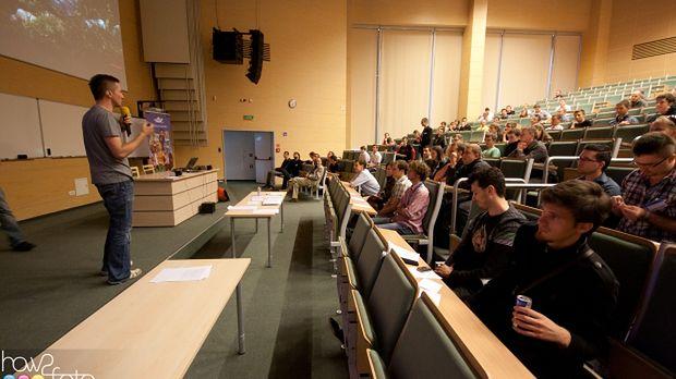 31.08 - 2.09 Gdańsk - Krajowa Konferencja Wytwarzania Gier Komputerowych
