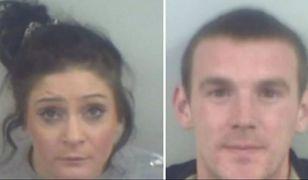 Para brutalnie pobiła 5-miesięcznego syna
