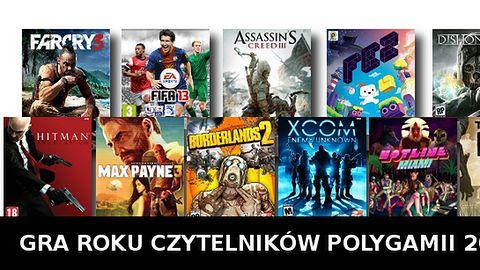 Gra Roku Czytelników Polygamii 2012 - ćwierćfinały!