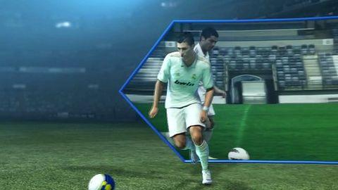 Ronaldo wskakuje na wirtualne boisko i przynosi pierwsze wieści o PES 2013