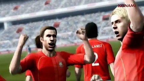 Nowości w Pro Evolution Soccer 2013 dotkną też trybów rozgrywki