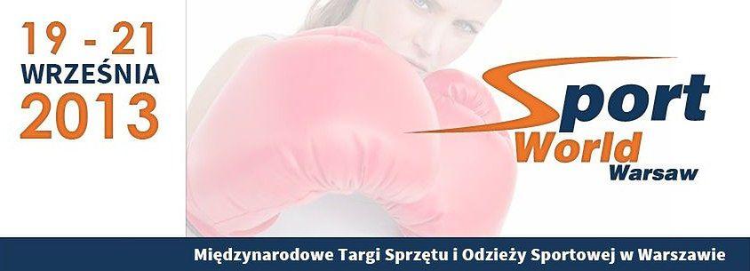 Targi Sport World Warsaw