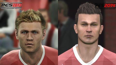 Dramat w 12 aktach, czyli wygląd polskich zawodników w Pro Evolution Soccer 2014