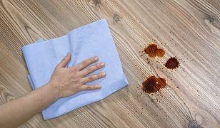 Usuwanie plam z dywanu i wykładziny