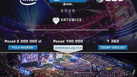 Intel Extreme Masters Katowice 2015 znów okazało się rekordowe