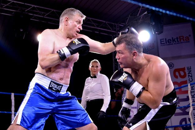 Wśród aukcji na rzecz WOŚP jest trening bokserski z prezydentem Poznania