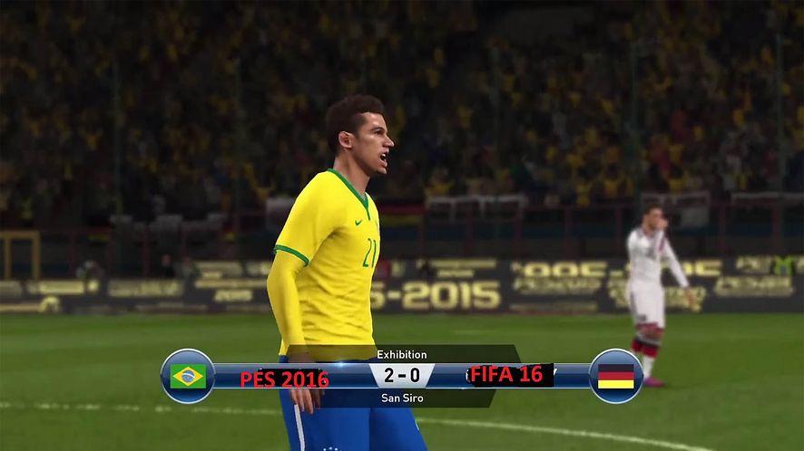 Pro Evolution Soccer 2016 rozgrywa mecz życia - przegląd recenzji