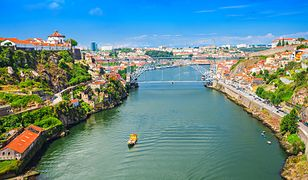 Portugalia - odwiedź piękne Porto