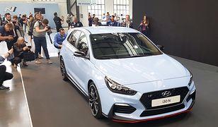 Hyundai i30 N - zdjęcia z premiery