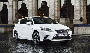 Poznaliśmy cenę odświeżonego Lexusa CT 200h