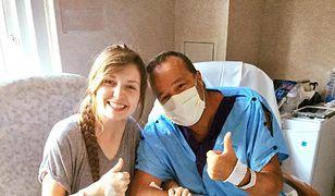 Potrzebował przeszczepu. Córka znalazła mu dawcę na Facebooku