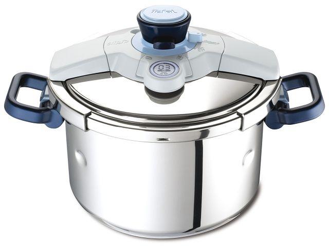 Szybkowar Tefal Clipso - urządzenie do gotowania ciśnieniowego