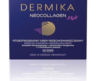 Dermika NEOCOLLAGEN - kompletny program pielęgnacji dostosowany do potrzeb cery dojrzałej oraz cery w okresie menopauzy