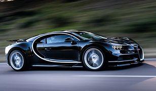 Cristiano Ronaldo jeździł Bugatti Chironem jeszcze przed dostawą do pierwszego klienta