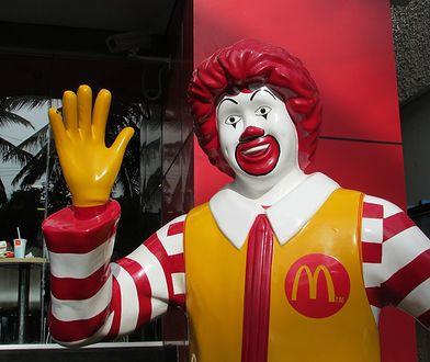 Ronald McDonald nie może wyjść ze zdumienia, że po tylu latach pracy jego firma warta jest tyle co kryptowaluta bez żadnej formalnej wartości