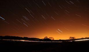 """15 grudnia w Polsce zobaczymy """"deszcz meteorytów"""" i Międzynarodową Stację Kosmiczną"""