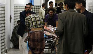 Zamach bombowy w Jemenie