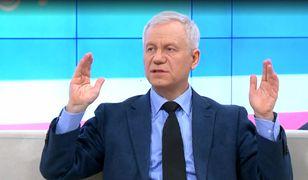 #dzieńdobryWP Marek Jurek o Waszczykowskim: mógłby lepiej dobierać słowa