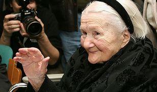 Uratowała 2,5 tys. dzieci przed śmiercią. 2018 rokiem Ireny Sendlerowej?