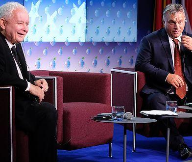 Sławomir Sierakowski: premier Orban i Mesjasz Kaczyński
