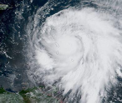 Huragan Maria może być groźniejszy niż Irma