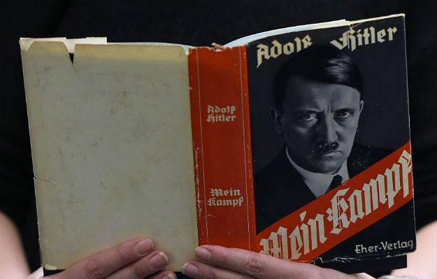 """W Niemczech prezentacja krytycznej edycji """"Mein Kampf"""""""