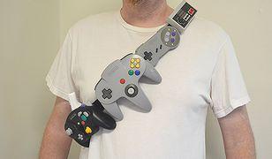 Pas na kontrolery dla prawdziwych fanów Nintendo