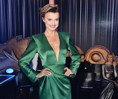 """Katarzyna Sokołowska na finale """"Top Model"""""""