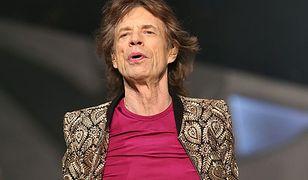 Mick Jagger został ojcem. Po raz ósmy. W wieku 73 lat