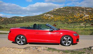 Audi A5 i S5 Cabriolet: w 15 sekund do słońca