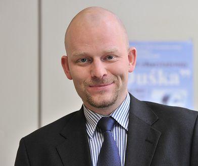 dr Wojciech Jabłoński, politolog.