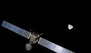 Kosmos potrzebuje fajerwerków, czyli Polacy robią filmy o komecie